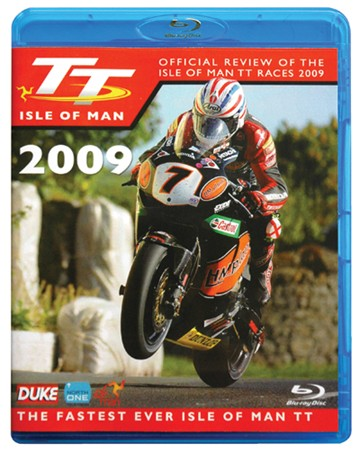 TT 2009 Review Blu-ray - click to enlarge