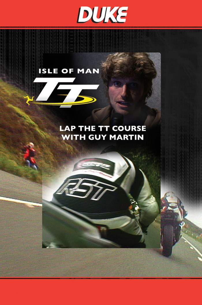 Guy Martin TT On Board Lap Senior 2007 Download