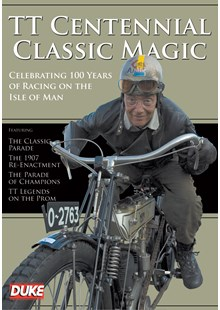 TT Centennial Classic Magic DVD