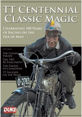 TT Centennial Classic Magic NTSC DVD