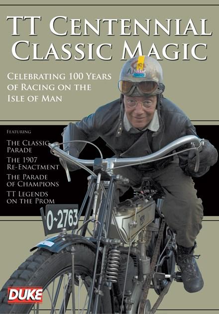 TT Centennial Classic Magic NTSC DVD