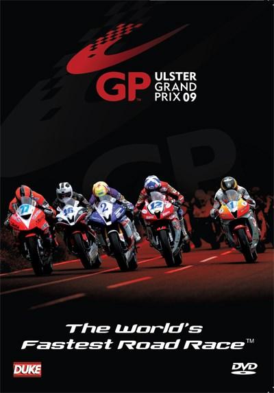 Ulster Grand Prix 2009 DVD