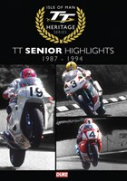 TT Senior Highlights 1987 - 1994 DVD