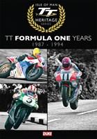 TT Formula One Years 1987-1994 DVD