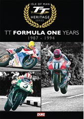 TT Formula One Years 1987-1994 DVD