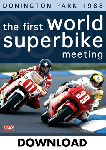 The First World Superbike Meeting Donington Park 1988 Download - click to enlarge