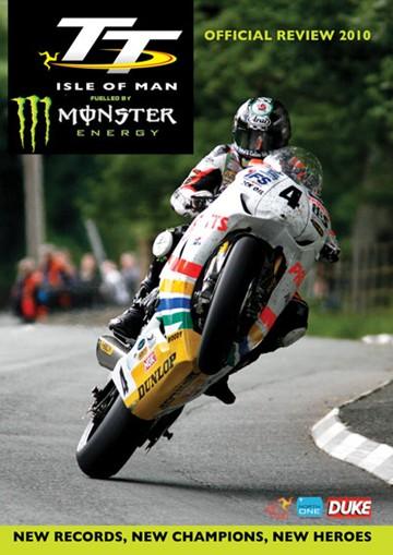 TT 2010 Review DVD - click to enlarge