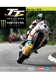 TT 2010 Review Blu-ray incl standard PAL DVD