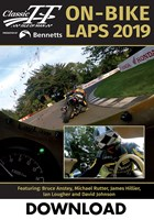 Classic TT 2019 On Bike Laps Downloads (5 Parts)