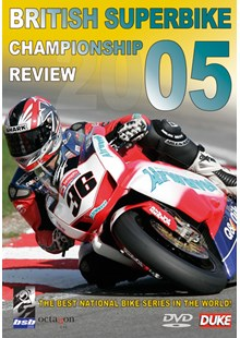 British Superbike Review 2005 NTSC DVD