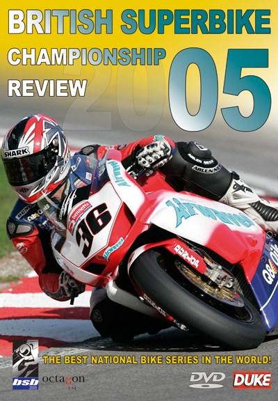 British Superbike Review 2005 NTSC DVD