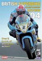 British Superbike Review 2004 NTSC DVD