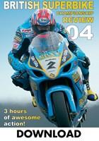 British Superbike Review 2004 Download