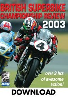 British Superbike Review 2003  Download