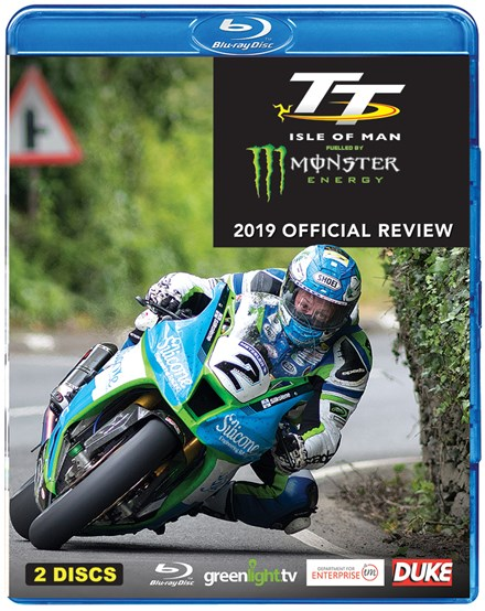 TT 2019 Review Blu-ray