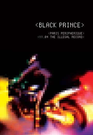 Black Prince - Paris Peripherique DVD - click to enlarge