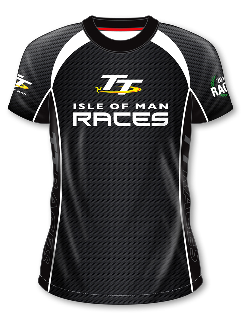 Tt all over print tt race t shirt black isle of man tt for Marathon t shirt printing
