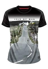 TT Creg-ny-baa all-over print T-shirt