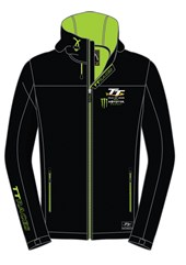 Monster Soft Shell Jacket with Hood