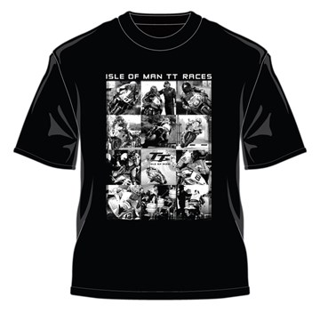 TT Square Images T-Shirt - click to enlarge