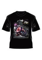 Lee Johnston Creg-ny-baa T-shirt Black