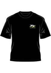 TT 2016 Small Logo T-Shirt Black