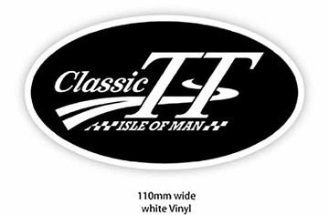 TT Classic Sticker