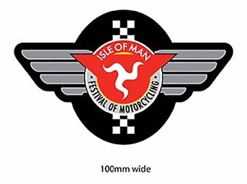 TT Classic Wings Sticker