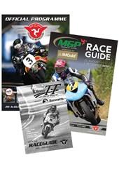 2016 IOM Festival of Motorcycling Programme, Race Card & Race Guide