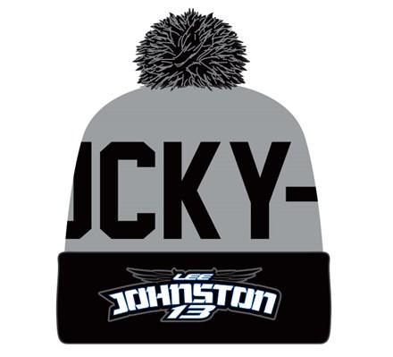 Lee Johnston Bobble Hat