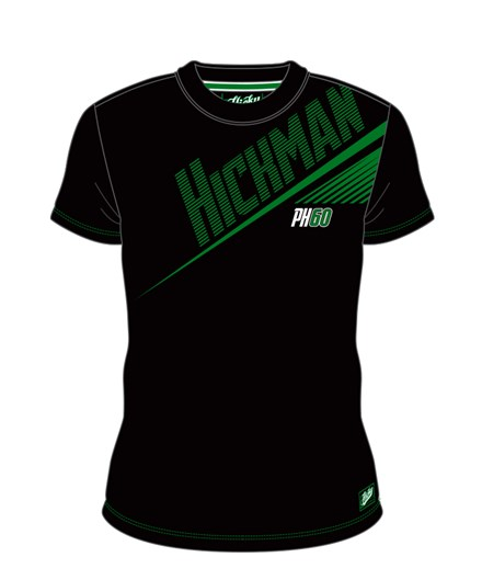 Peter Hickman Custom T-Shirt