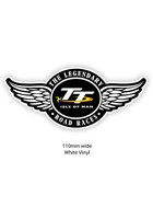 TT Wings Sticker