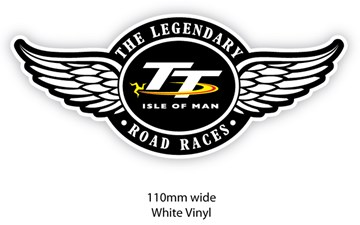 TT Wings Sticker - click to enlarge