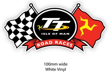 TT Flags Sticker - click to enlarge