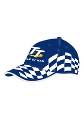 TT Childs Blue/Check Cap