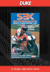 World Superbike Review 1995 Duke Archive DVD