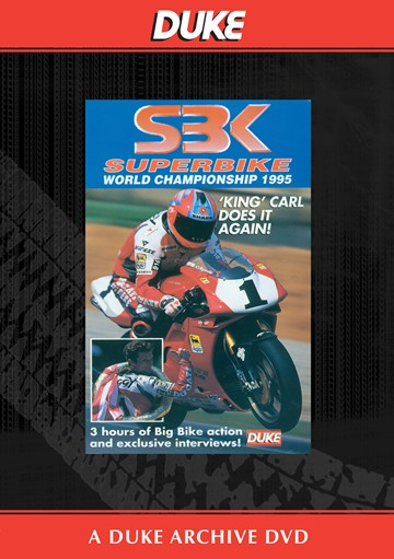 World Superbike Review 1995 Duke Archive DVD - click to enlarge