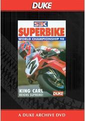 World Superbike Review 1998 Duke Archive DVD
