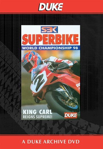World Superbike Review 1998 Duke Archive DVD - click to enlarge