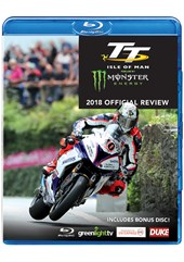 TT 2018 Review Blu-ray