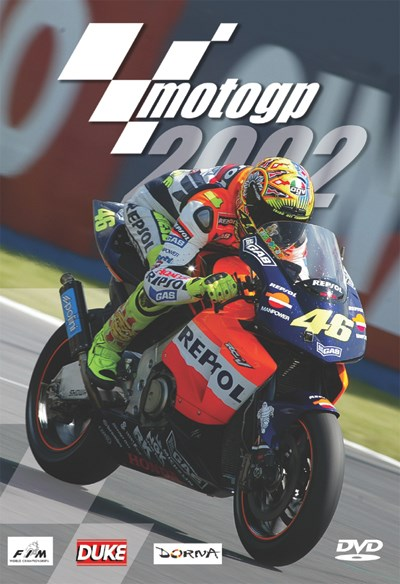 MotoGP 2002 Review DVD