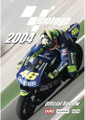 MotoGP Review 2004 DVD