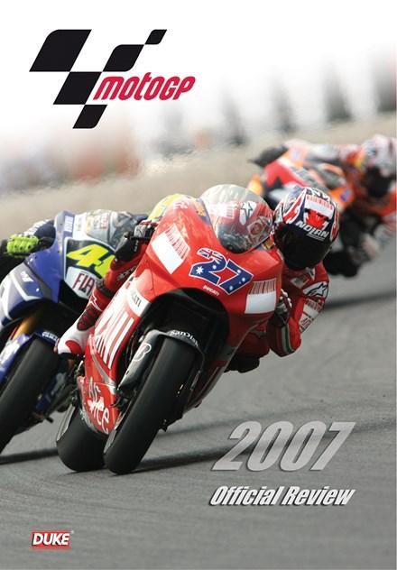 MotoGP 2007 Review  DVD