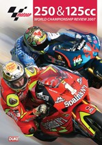 MotoGP 125/250 Review 2007  DVD