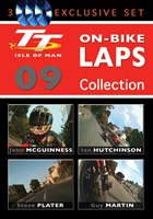TT 2009 On-Bike Collection (3 Disc) NTSC DVD