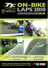 TT 2010 On Bike Laps Vol 2 DVD