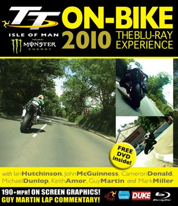 TT 2010 On Bike Blu-ray Experience  - click to enlarge