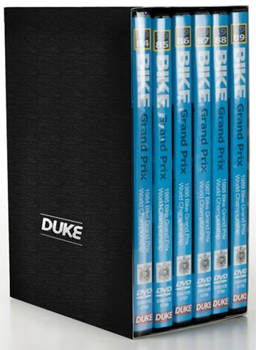Bike Grand Prix 1984-89 (6 DVD) Boxset - click to enlarge