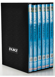 Bike Grand Prix 1984-89 (6 DVD) NTSC  Box Set