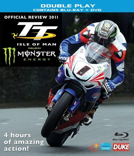 TT 2011 Review Blu-ray (US Version) incl Standard NTSC DVD